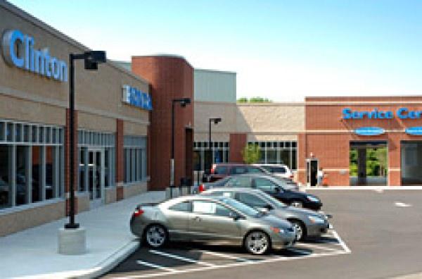 Automotive dealership financial tags iron hill for Mercedes benz dealership flemington nj