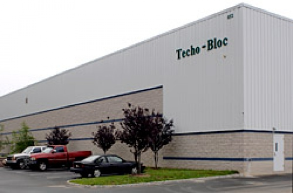 Techo Bloc 60 000 Sq Ft Manufacturing Center Pen Argyl Pa