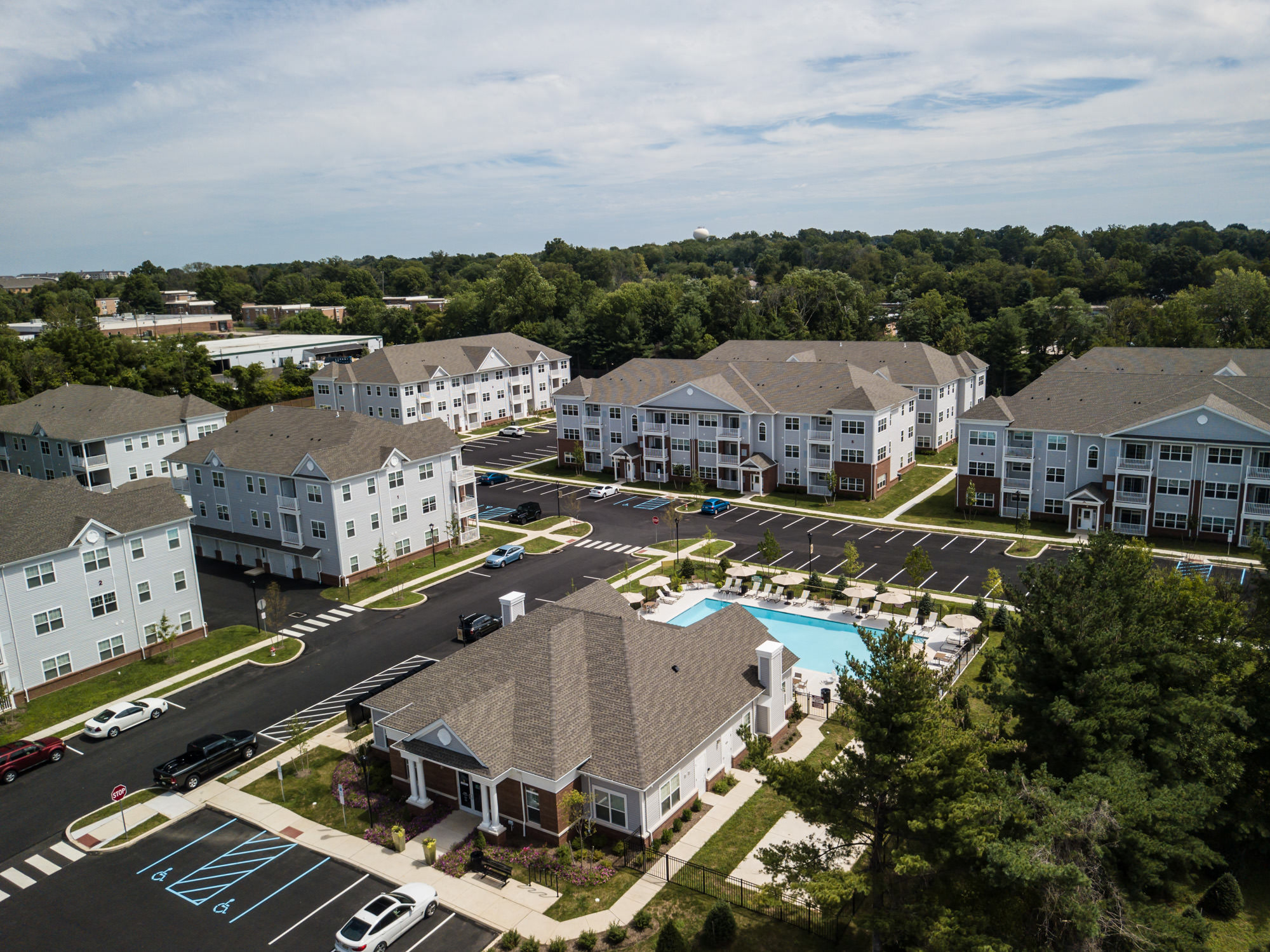 Multi-family « Tags « Iron Hill Construction Management